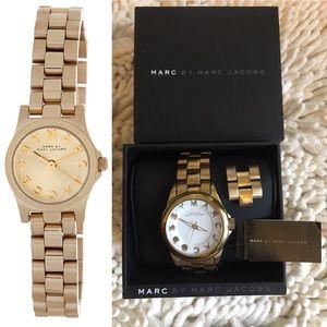 🎁Marc Jacobs Women's Henry Dinky Bracelet Watch